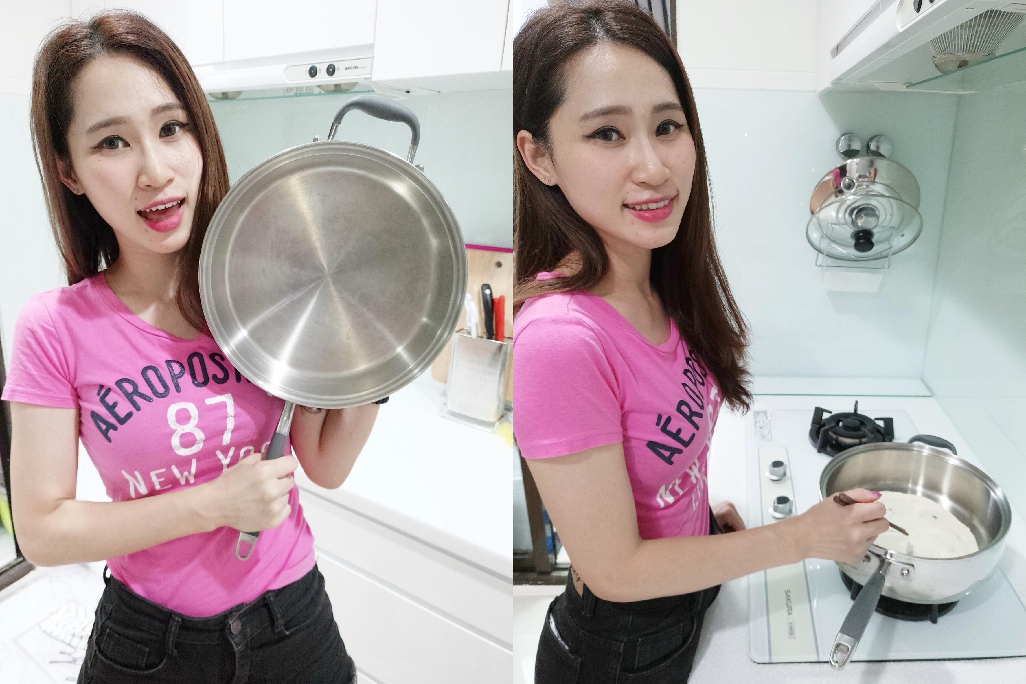 推薦鍋具 FJ新科技快鍋 316醫療級不鏽鋼鍋快鍋炒鍋 也是安全的壓力鍋唷!!