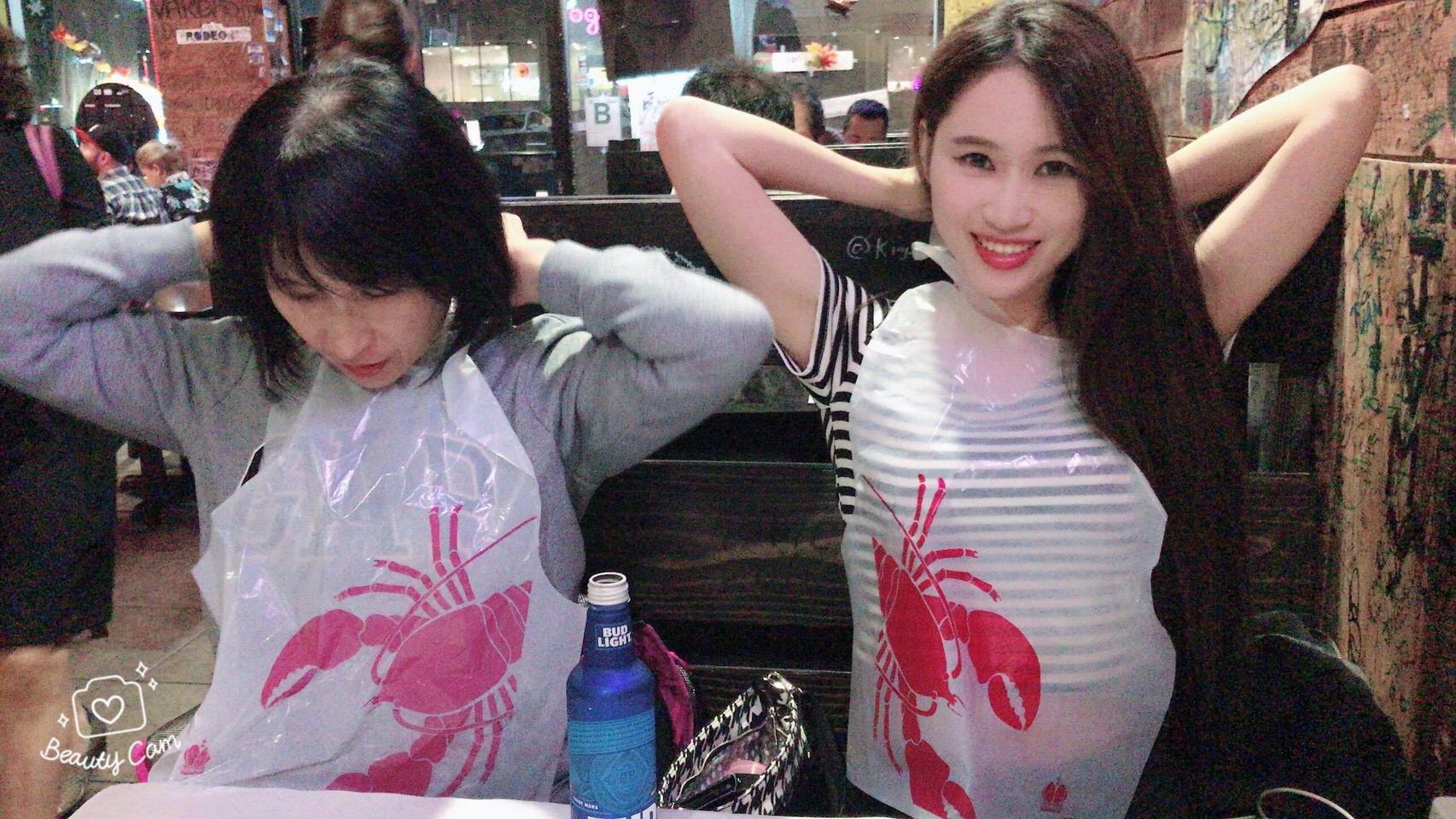 美國旅遊-洛杉磯必吃美食 美式手抓海鮮餐廳Michael's cajun seafood