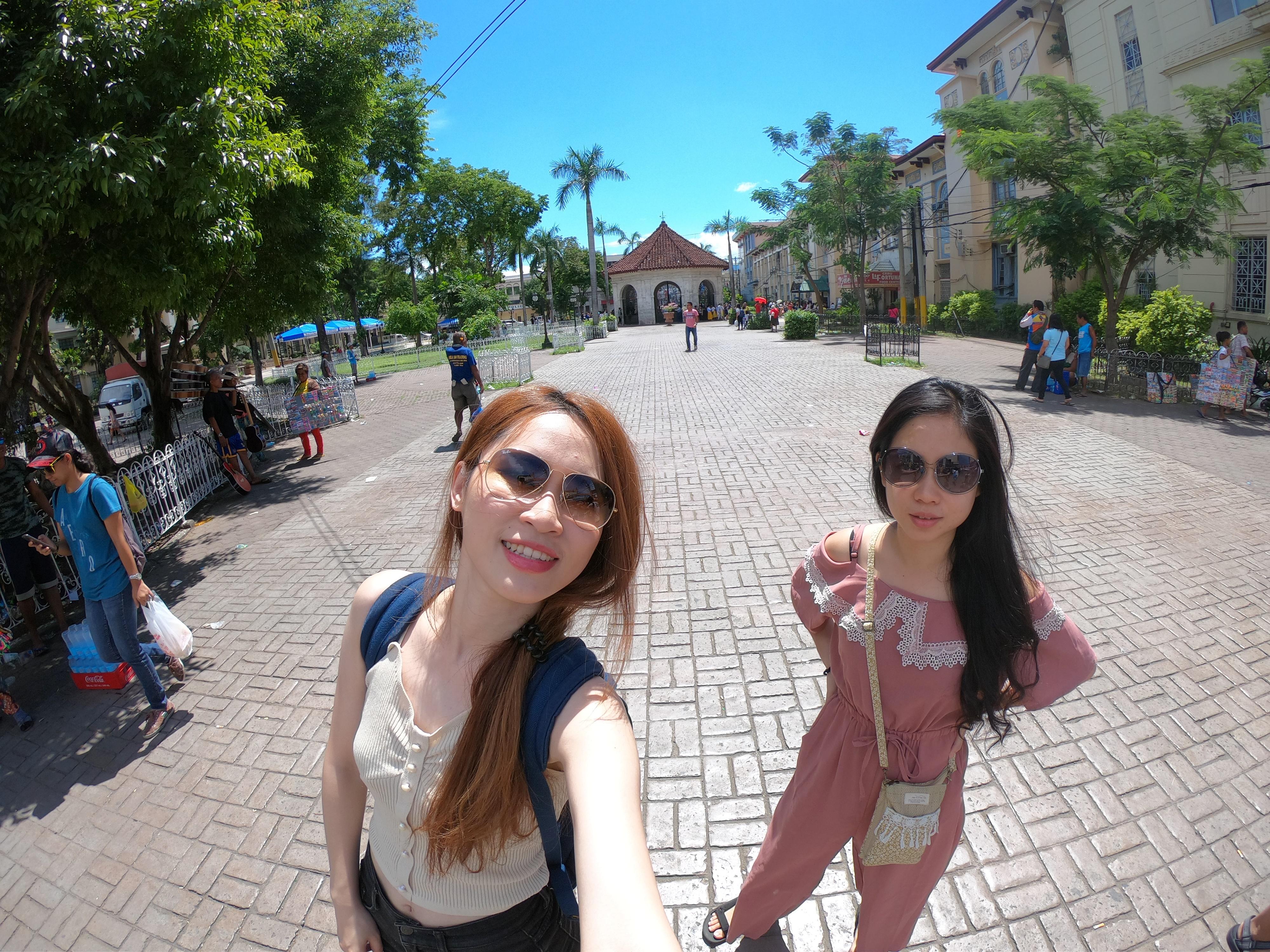 跳跳菲律賓遊學日記:城市導覽(麥哲倫十字架、聖嬰教堂、聖佩卓堡)